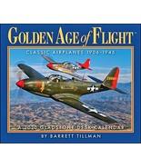 Golden Age of Flight 2020 Desk Calendar - $13.28