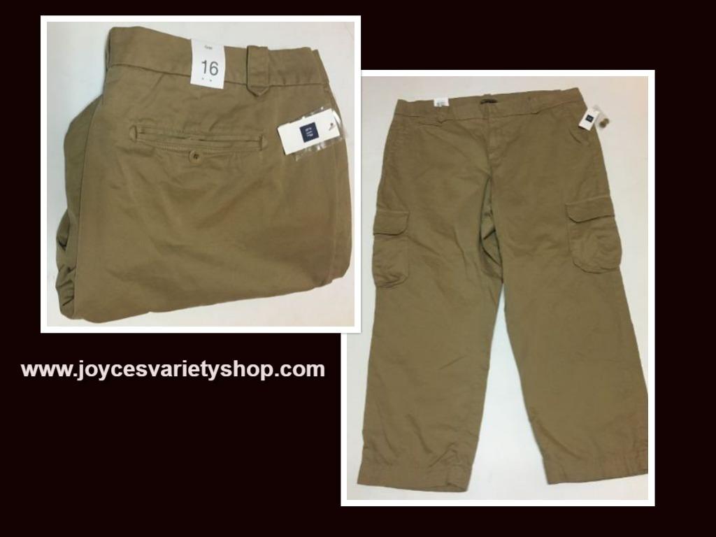 Gap cargo beige pants 16 web collage