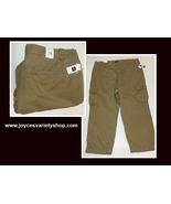 GAP Women's Cargo Beige Pants Khakis Chinos Sz 16 NWT - $17.99
