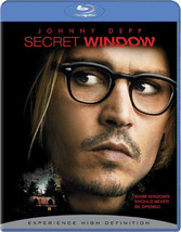 Secret Window (Blu-ray/Ws 2.40 A/Dd 5.1/Pcm 5.1/Eng-Ch-Sp-Sub/Fr-Ge)