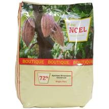 Noel Dark Chocolate Pistoles - Bitersweet 72%, Apurimac - 4 bags - 4.4 lbs ea - $305.30