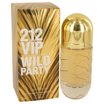 212 Vip Wild Party By Carolina Herrera For Women 2.7 oz EDT Spray - $66.39