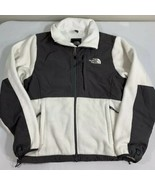 The North Face Jacket Denali Fleece Ski Coat Women XS TNF White Black - $29.99