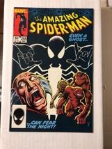 Amazing Spider-Man #255 First Print 1st Black Fox - $12.38