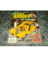 Street Rodder Magazine Vol 22 No 12 December 1993 Fuel Injections Pt 1 - $2.99