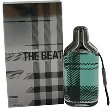 Burberry The Beat 3.4 Oz Eau De Toilette Cologne Spray - $45.98