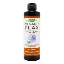 Nature's Way EfaGold Flax Oil Organic - 16 fl oz (480 ml) - $22.83