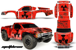 Amr Rc Graphic Decal Kit Upgrade Proline Chevy Silverado 4 Traxxas Slash MELT-2 - $29.65