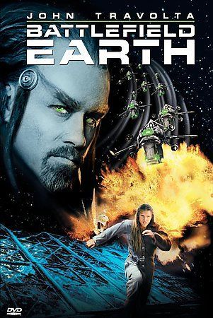 Battlefield Earth DVD