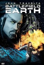 Battlefield Earth DVD  - $2.00