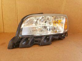 06-09 Mitsubishi Raider Headlight Head Light Lamp Driver Left LH image 6