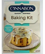 Cinnabon At-Home Cinnamon Roll Baking Kit 1.25 lbs.  - $19.79