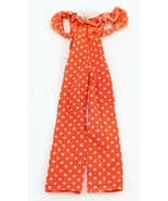 Vintage IDEAL TUESDAY TAYLOR Doll Suntan Collections Fashion Jumpsuit 19... - $39.99