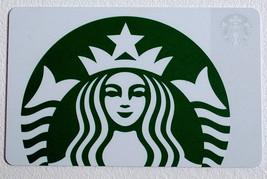 Starbucks Logo New Empty Fillable Gift Card Matte Finish - $0.99