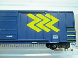 Micro-Trains Stock # 02500206 Ontario Northland 50' Rib Side Boxcar N-Scale image 3