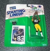 Louis Lipps  PITTSBURGH STEELERS 1988 NFL Kenner Starting Lineup footbal... - $36.63