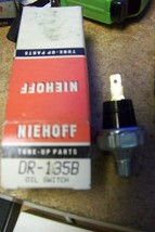 niehoff dr-135b oil pressure switch - $13.85
