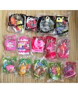 14 New McDonalds Happy Meal Toys • 2011 - 2015 Sponge Bob Moshi Monsters... - $24.70