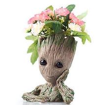 Garden Baby Groot Flower Pot Vase Pen Pot Action Figures Toy Model Groot... - €12,69 EUR