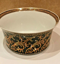 Versace by Rosenthal Salad Bowl 25 cm / 9.8 in I Love Baroque NEW - $306.90