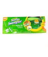 Good Housekeeping Swiffer Sweeper 2 In 1 Sweeping & Mopping Starter Kit New - $14.95