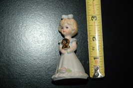 Growing up Birthday Girl Age 2  decorative collectible doll enesco - $8.00