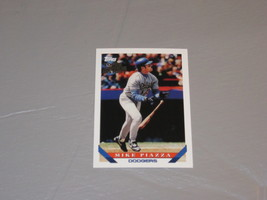 2018 Topps Archives Topps Rookie History Mike Piazza 1993 RC Reprint - $2.49