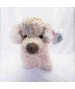 Puppy Dog Plush Stuffed Animal w/ Pink Bandana - $13.65