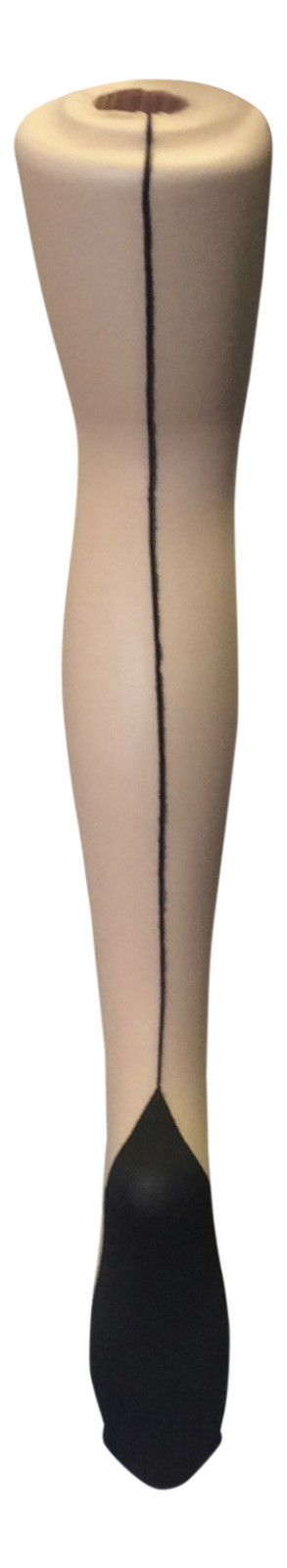 Sock Snob - Ladies Retro Back Seam Designer sexy 40's Tights Sizes 8-24 uk,