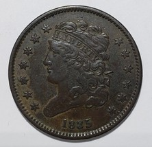1835 Bust Half Cent 1/2 Coin Lot # 818-71