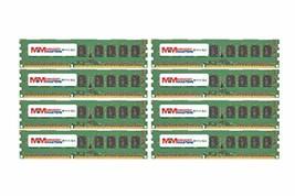 MemoryMasters 32GB (8x4GB) DDR3-1866MHz PC3-14900 ECC UDIMM 1Rx8 1.5V Unbuffered - $315.80