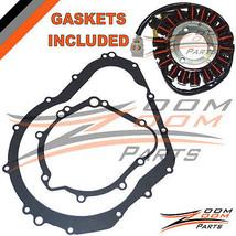 NEW! SUZUKI GSXR750 GSX-R750 GSXR 750 STATOR + GASKET FITS 2006-2007 - $37.57