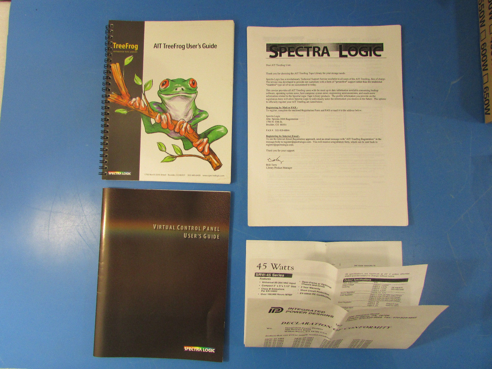 Spectra logic ait treefrog users guide and 50 similar items spectra logic ait treefrog users guide virtual control panel users guide publicscrutiny Choice Image