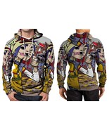 The Gorillaz Grafity Men's Hoodie - $44.80+