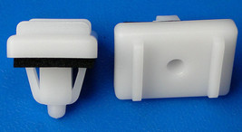 Swordfish 67018 - 25pc Rocker Moulding Clip with Sealer for Hyundai 87758-2S000 - $11.99