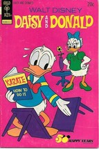 Walt Disney Daisy and Donald Comic Book #3 Gold Key 1973 FINE+ - $11.64
