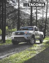 2013 Toyota TACOMA brochure catalog 13 US X-Runner Prerunner - $7.00
