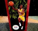 1997 Magic Johnson LA Lakers Hallmark Christmas Ornament NBA Basketball Figure