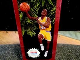 1997 Magic Johnson LA Lakers Hallmark Christmas Ornament NBA Basketball ... - $11.83
