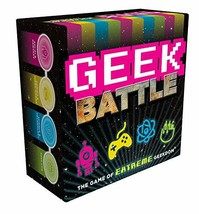 Geek Battle: The Game of Extreme Geekdom (Nerdy Gifts, Gifts for Nerds, ... - $32.95