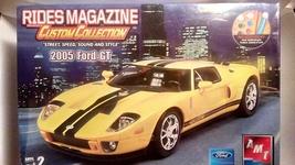 AMT/Ertl 1/25 2005 Ford GT kit  - $24.99