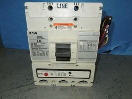 Eaton LG3500A12S03 500A 3P 600V Generator Breaker Aux Switch & 12-24VDC Shunt - $2,250.00