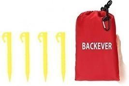 Picnic Blanket, Backever Waterproof Sandproof Compact Pocket Beach Blanket Mat - $32.88