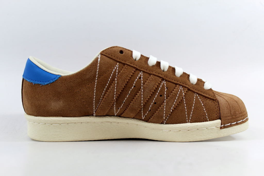 cbdc6428bb336 ... Adidas Superstar 80v Union Timber Timber-White B34079 Men s ...