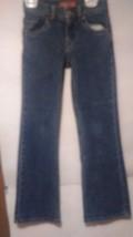Levi's 517 size 7 girls 23x23 stretch flare  - $20.00