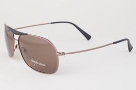 Giorgio Armani 456 PRP X7 Brown / Brown Sunglasses - $116.62