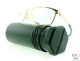 ic! berlin Eyeglasses Silberdistel Rose Gold / RX Lenses Ultralight Meta... - $202.21