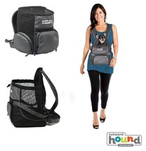 Small Dog Carry Bagpack Easy Fit Soft Pet Travel Carrier Tote Bag Puppy ... - $37.99