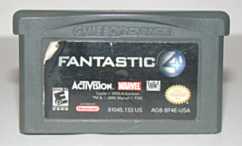 Nintendo GAME BOY ADVANCE - FANTASTIC 4 (Game Only) - $6.25