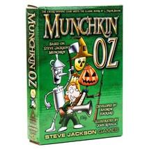 Munchkin Oz Board Card Game Multiplayer Strategy Steve Jackson Games SJG... - $29.99